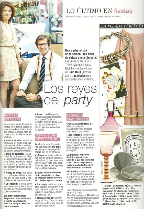 Party MediosReyes En Quidquid Los Del gYf76ybv